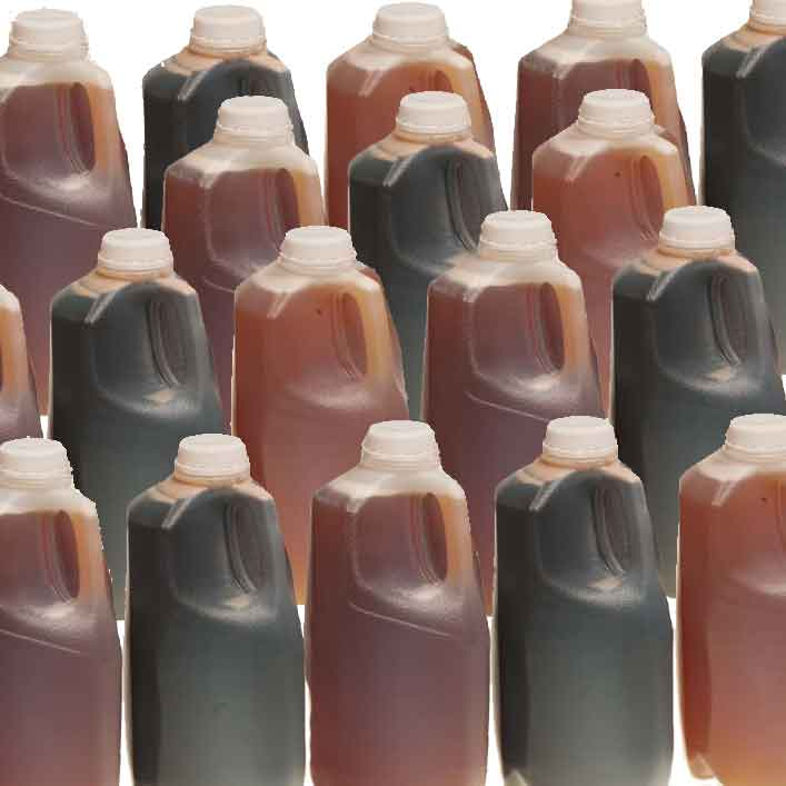 Bulk Honey 5lb jugs