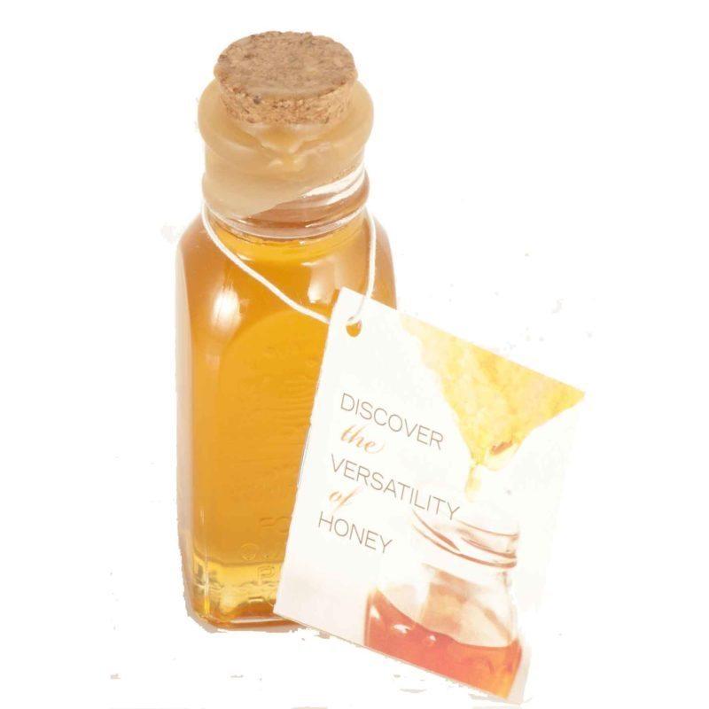 Muth Jar with Honey