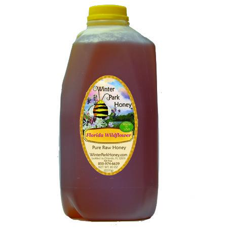 Florida Wildflower Honey 80 oz.