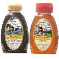 Medicinal Honey Sampler 'A'