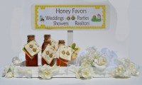 Honey Wedding Favors - personalized - 36 x 4 oz. FREE SHIPPING! (U.S. Only)