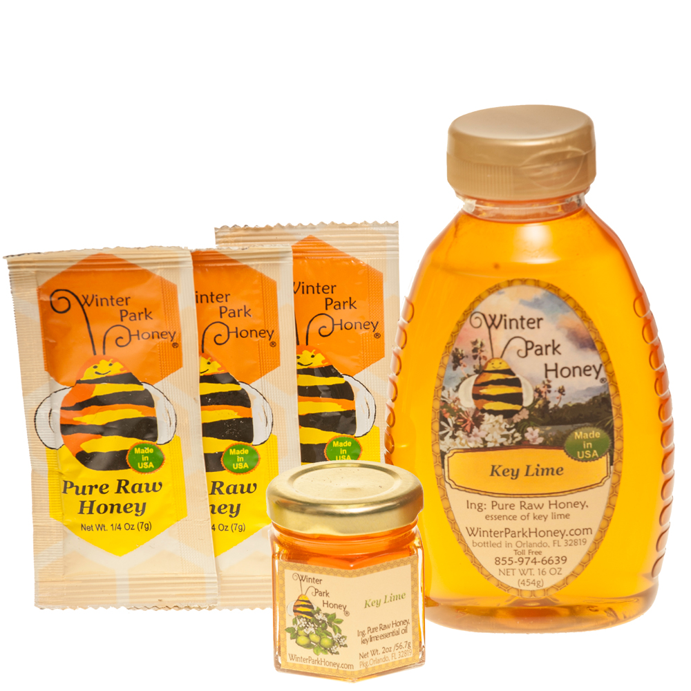 key lime honey