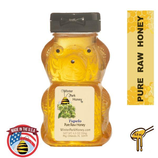 Tupelo honey bear