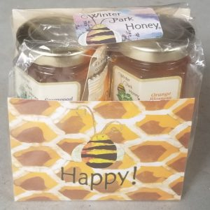 Gourmet Honey Sampler